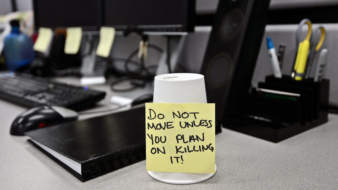 10 Passive Aggressive Gifts Under $6.70 To Troll Annoying Colleagues At Work
