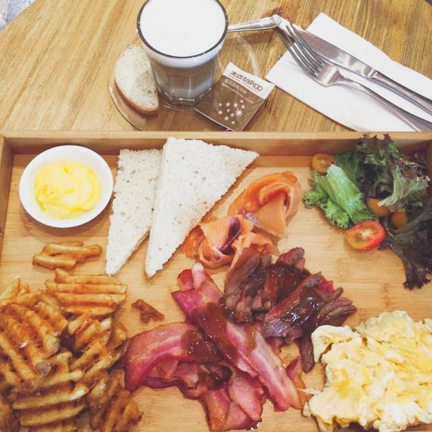 Laffio Cafe Big Brunch