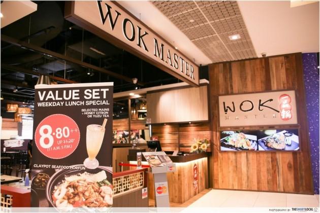Wok Master - The Zi Char Restaurant With Kopitiam Prices