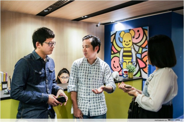 Singapore Startups Honestbee NTUC Learning Journey