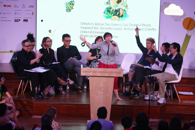 10 Unmissable Acts At Singapore Writers Festival 2016 That Do Not Involve Books