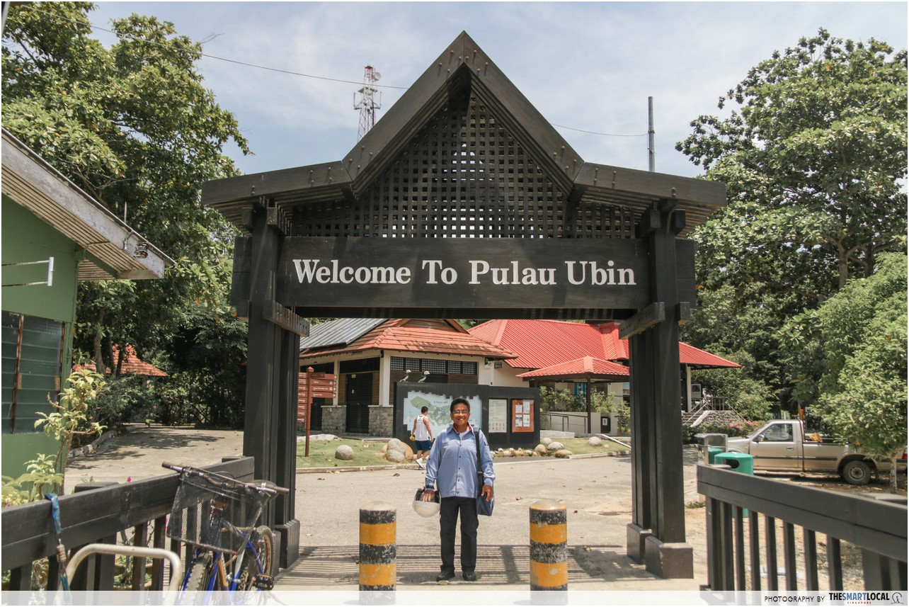 Pulau Ubin's Last Postman - Delivering Mail To A Kampung Before Drones Take Over