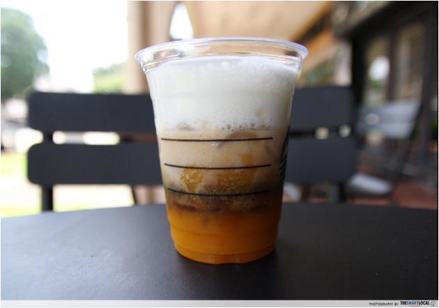 Mango Espresso Starbucks