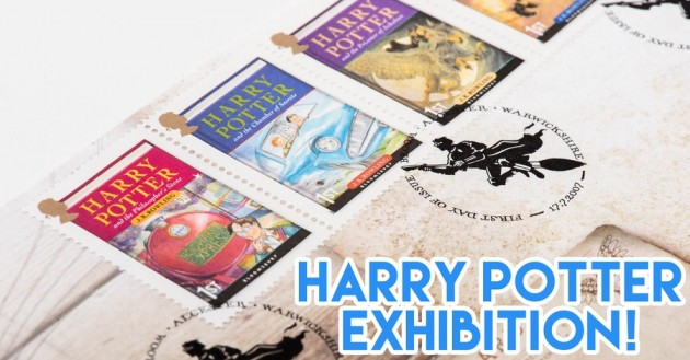 New And Fun Things To Do In Nov 2016: Pokemon Lab IRL And Harry Potter Exhibition