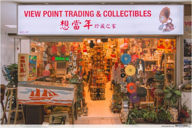 Viewpoint Trading and Collectibles