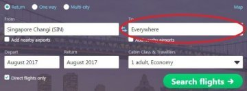 5 Skyscanner Hacks That Confirm You Have Been A Noob All This While
