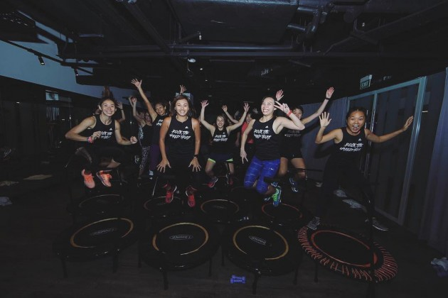 Singapore Fun Workouts BBounce