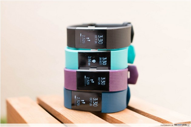 Singapore Fitbit Charge 2