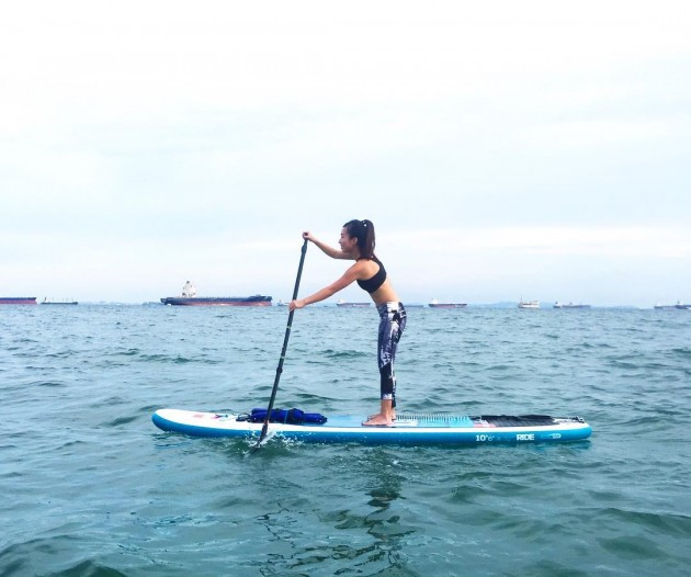 Singapore Fun Workouts Stand Up Paddleboard