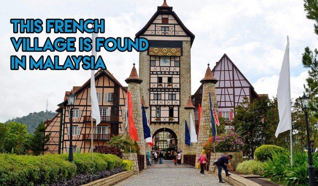 Malaysia destinations that look like Europe