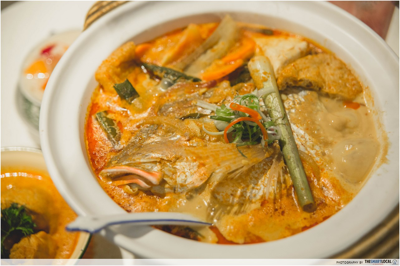 Old Chang Kee Curry Times Curry Fish Head