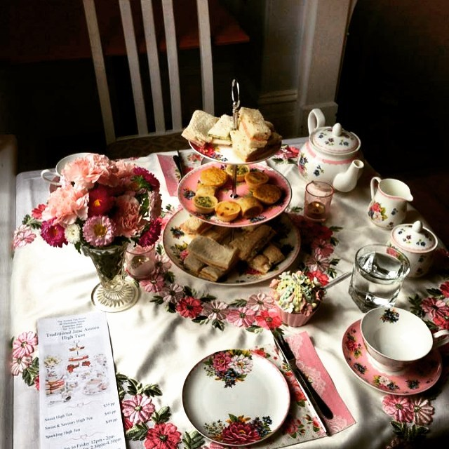 The Austen Tea Room