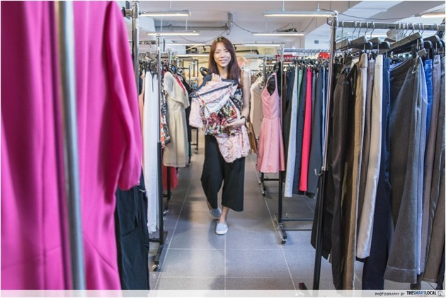 5 Fashion Thrift Stores In Singapore To Buy A Whole Outfit