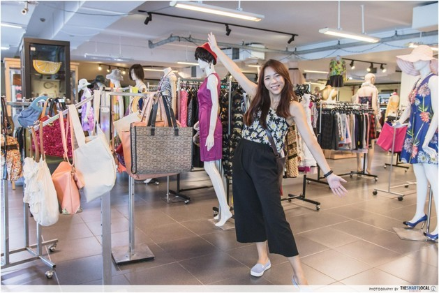 Buy thrift store clothes online