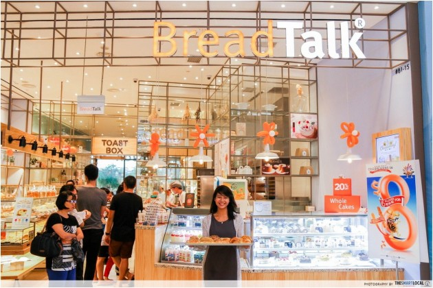 BreadTalk Singapore