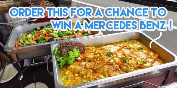 Neo Group Is Giving Away Mercedes-Benz Cars To 3 Lucky Singaporeans Who Order Their Buffets
