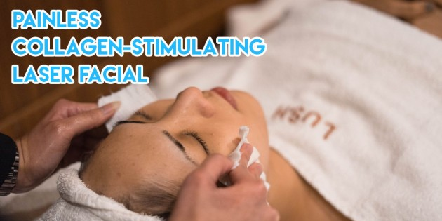Beat Wrinkles and Acne Painlessly with LUSH Aesthetics' Laser Facial