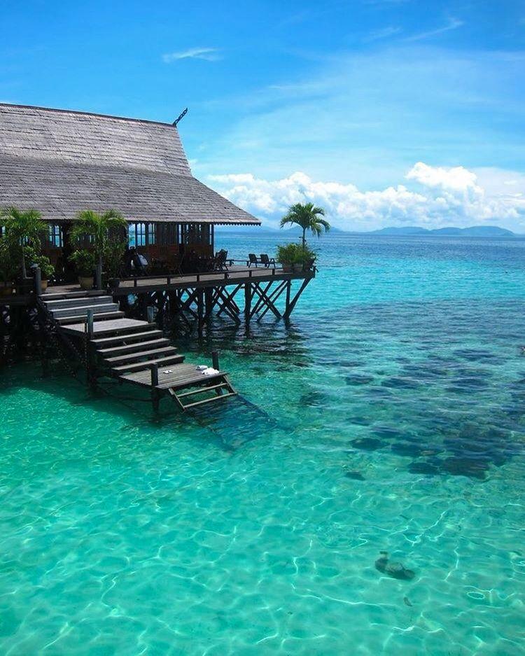 Sipadan Kapalai Water Village Resort