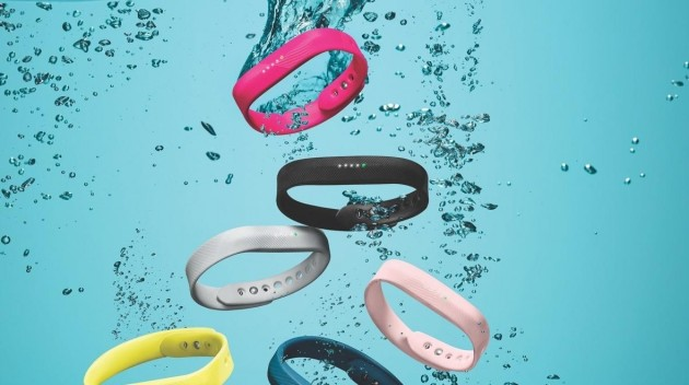 Fitbit Flex 2 is water resistant