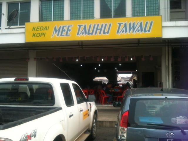 Mee Tauhu