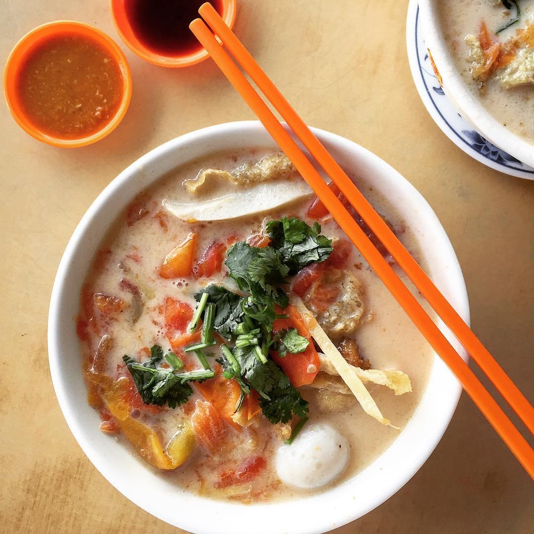 Best Sabah noodles