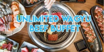 Unlimited Wagyu Grill at $49.90++ Pax Found At VivoCity