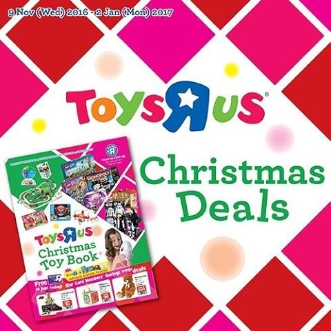 toys r us christmas deals