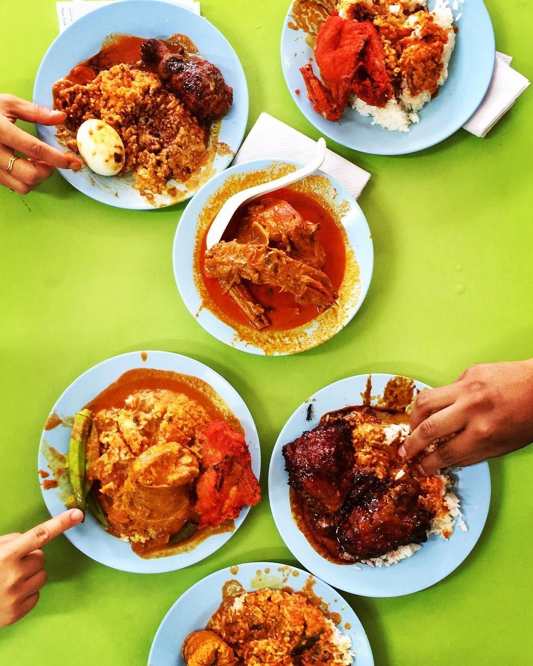 Chinese Food Past Midnight