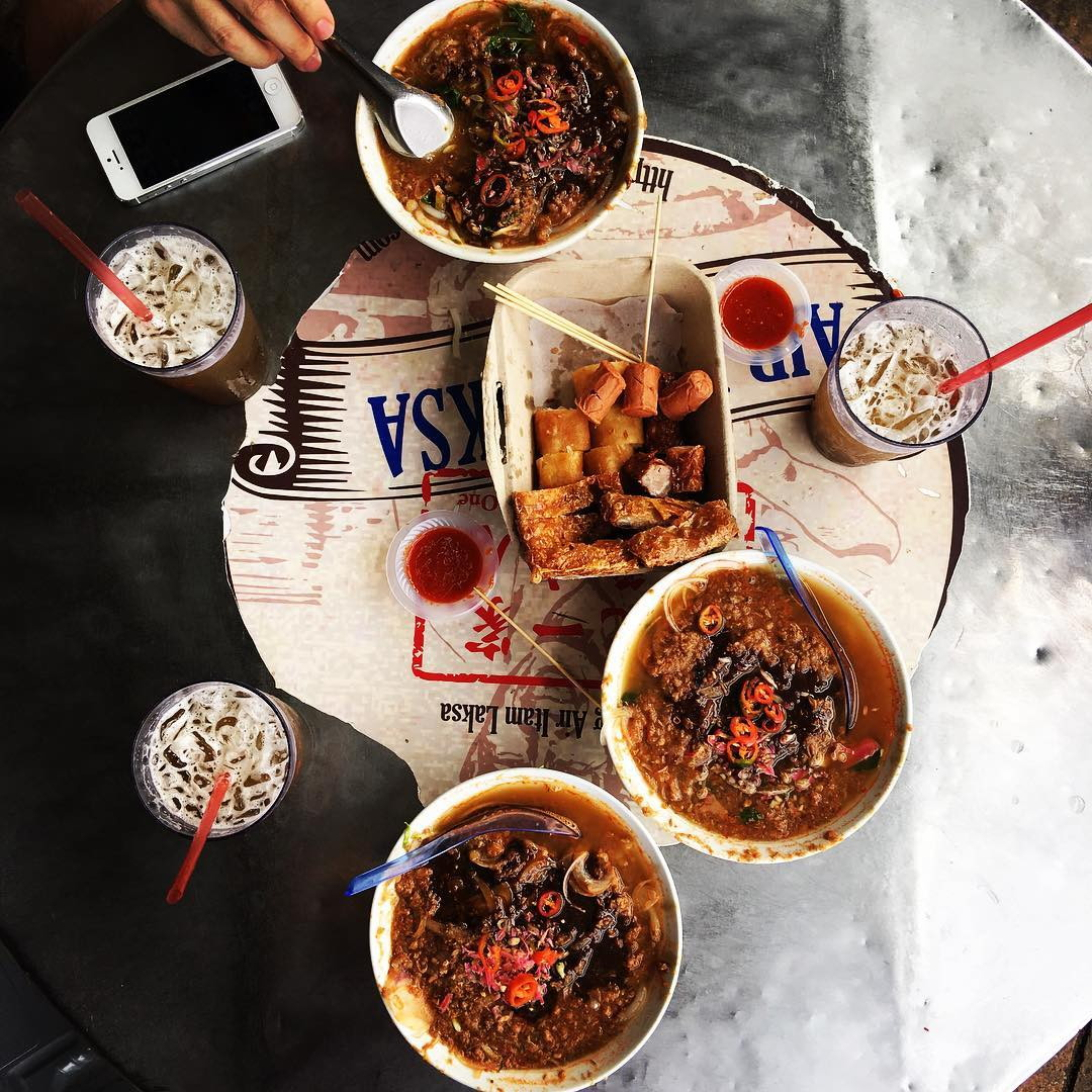 Penang food capital