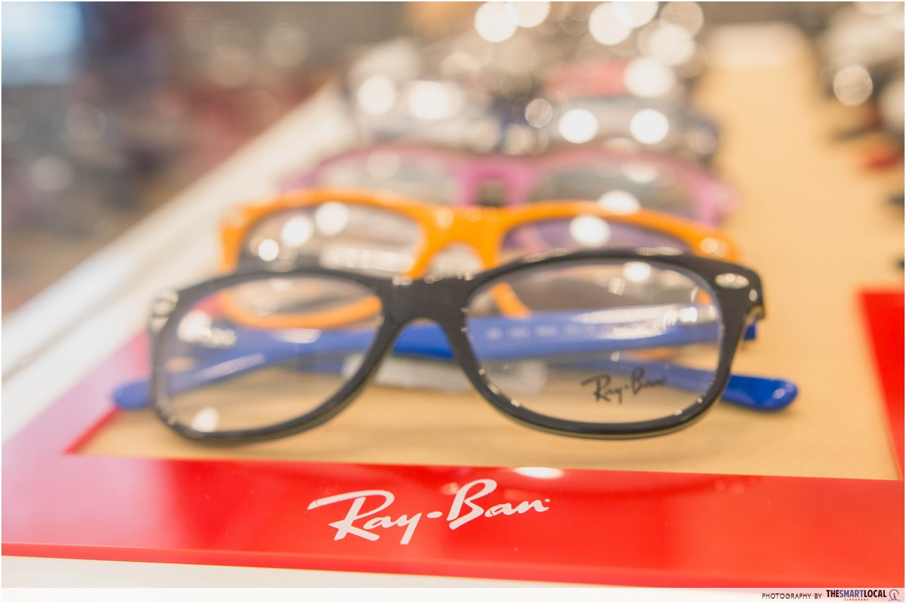 f53bca6caaaf ... promotion with their Ray-Ban frames and 1.6 High Index Multi-Coat  lenses complete with UV protection going at just  188 - that s half the  price you d ...