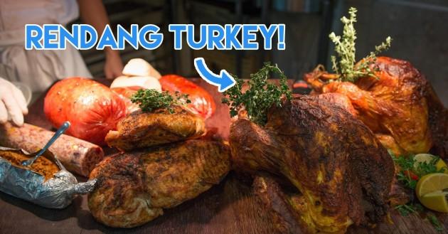 PARKROYAL On Beach Road's Christmas Feast Has Turkeys Even Ah Ma Will Like