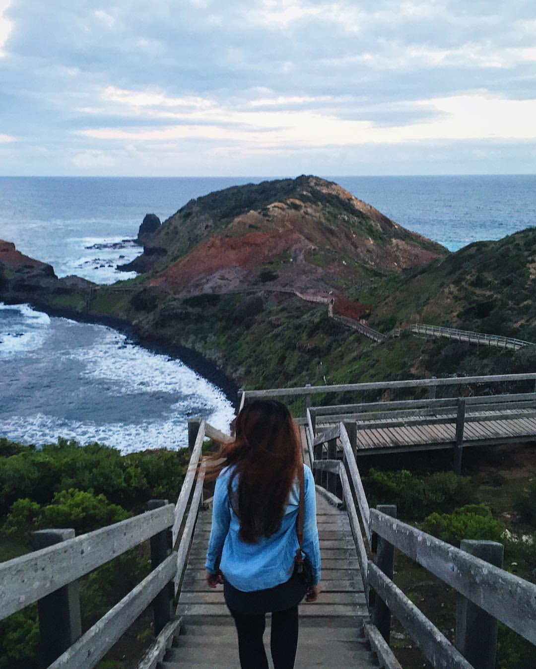 Cape Schanck Boardwalk, Victoria