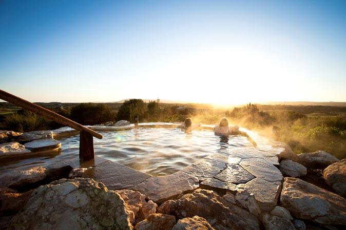Peninsula Hot Springs, Victoria