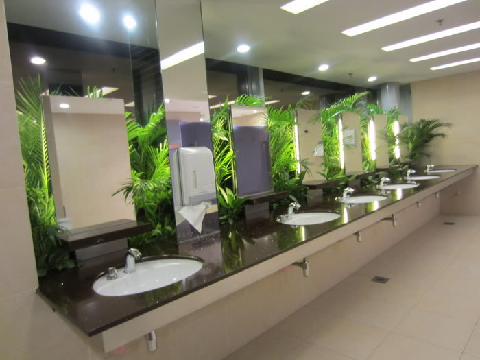 9 most beautiful public toilets you can find in singapore for Beautiful washrooms