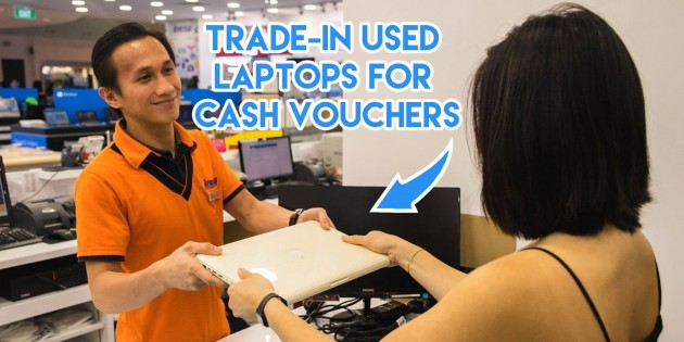 Newstead Laptop Trade-in