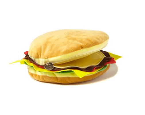 Hamburger Pencil Case, typo
