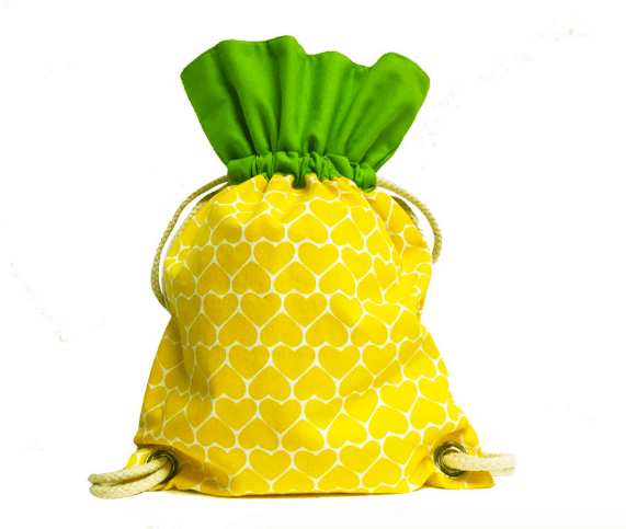 Pineapple Backpack, naiise