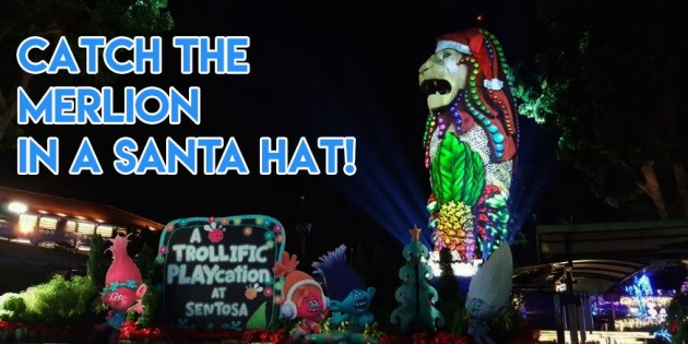 6 Fun Christmas Events Happening Only Around Sentosa This Year