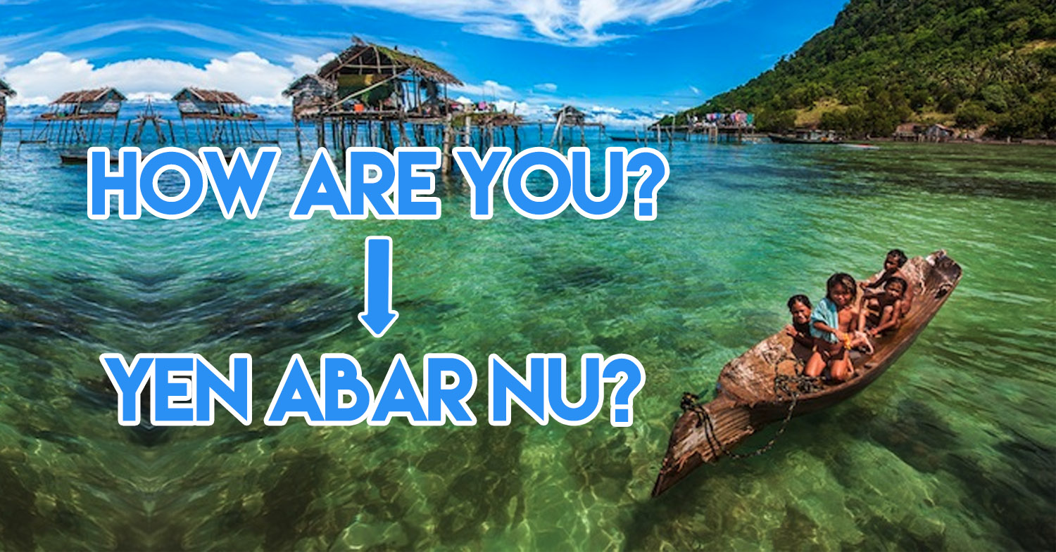 10 Hidden Languages Of Malaysia You Should Learn To Greet In