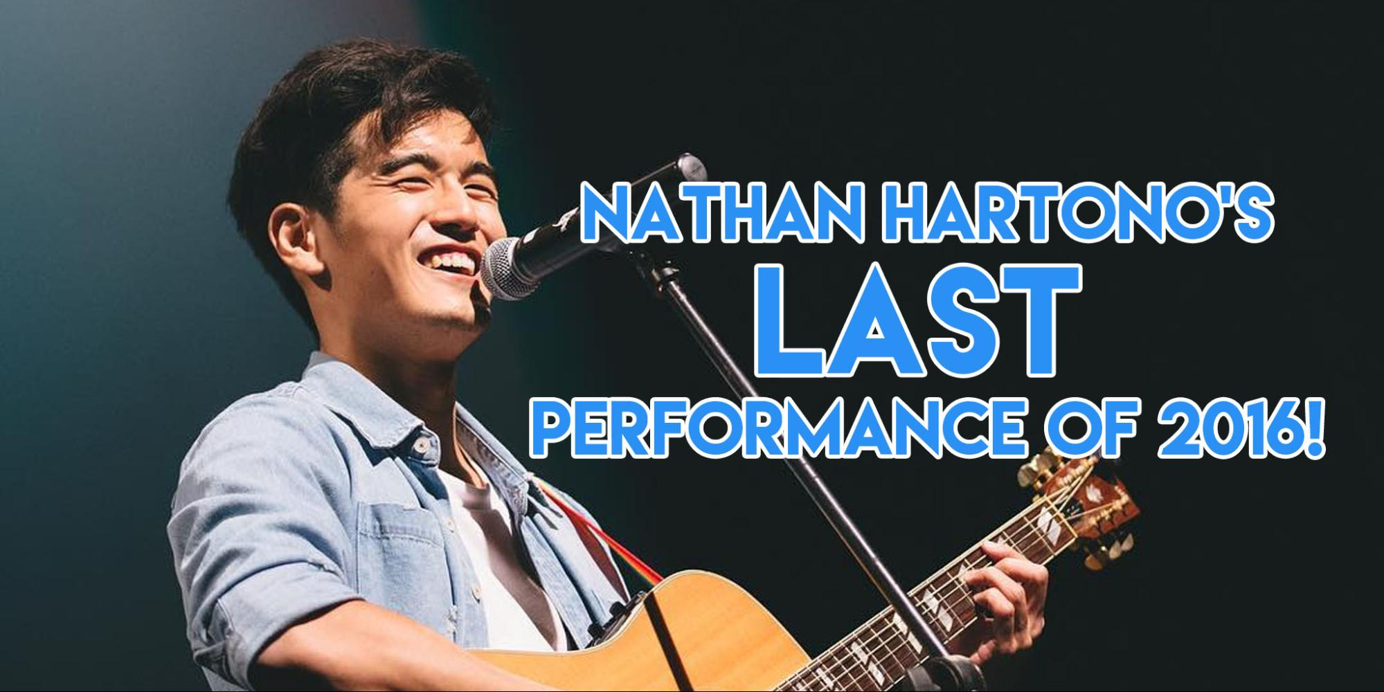 This Festival Is Your Chance To See Nathan Hartono Live If You Missed His Milo Trucks