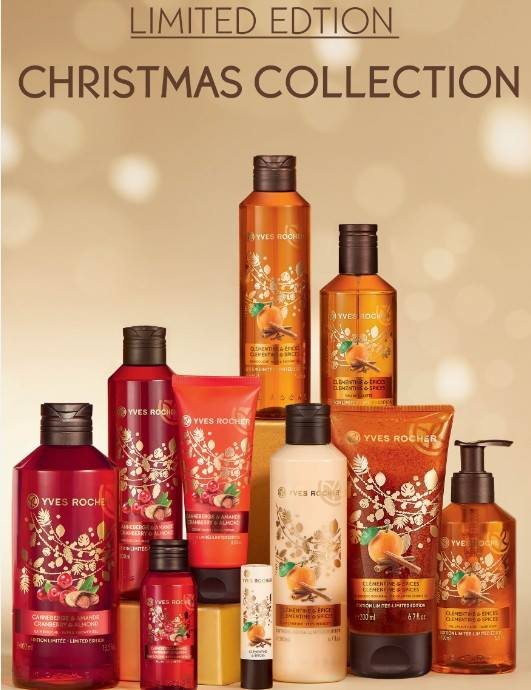 Yves Rochor Christmas Collection
