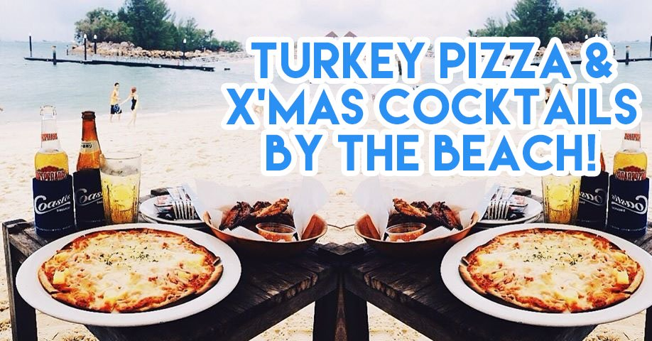 "9 Christmas Plans At Sentosa That Beat ""Dinner Somewhere In Town"""