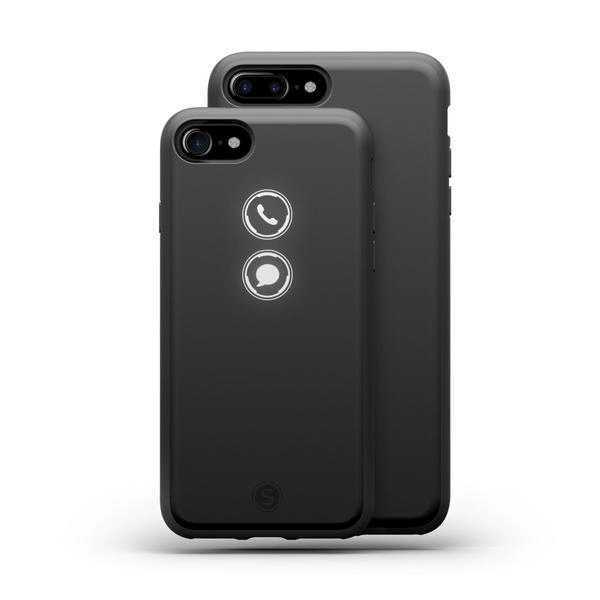 notification phone case, lune case