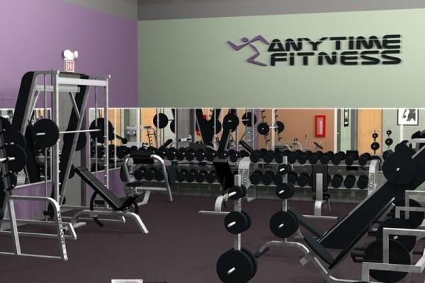Anytime Fitness, free trials