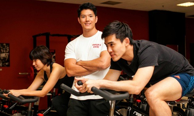 Gold's Gym, free fitness trials