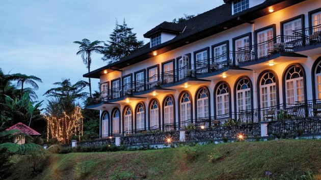 Cameron Highlands Resort, European style architecture