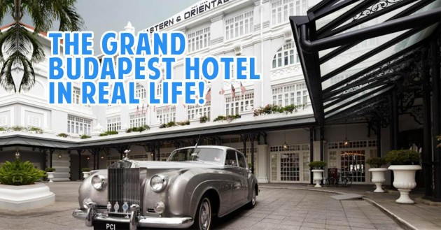 hotels in Malaysia that look like The Grand Budapest Hotel