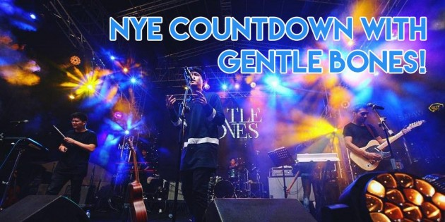 Gentle Bones Celebrate 2017 Countdown With The Stars Suntec City