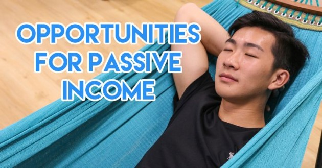 Opportunities for Passive Income