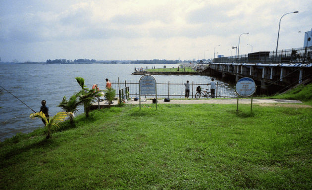 Lower Seletar Reservoir & Yishun Dam, fishing